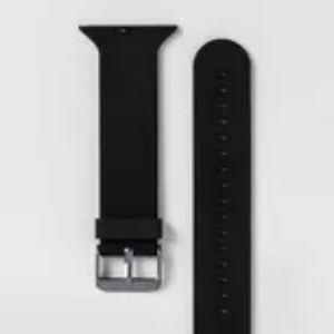 heyday Apple Watch Band Solid Black 38/40mm